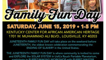 Juneteenth at KCAAH