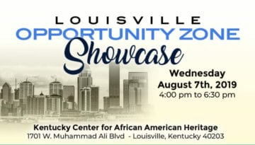 Louisville Opportunity Zone Showcase