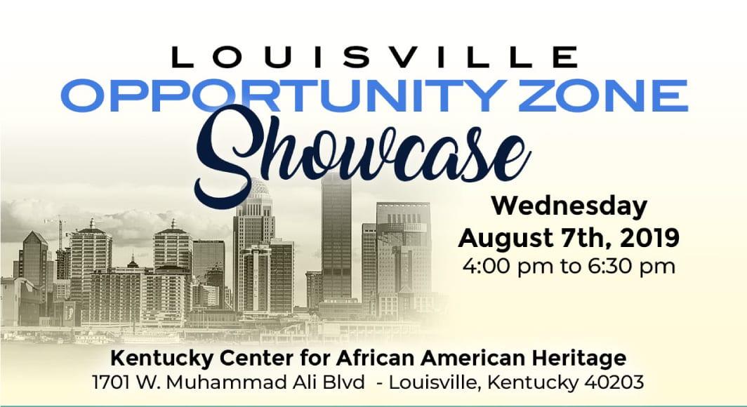 Louisville Opportunity Zone Showcase