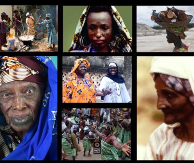 Women of West Africa flyer