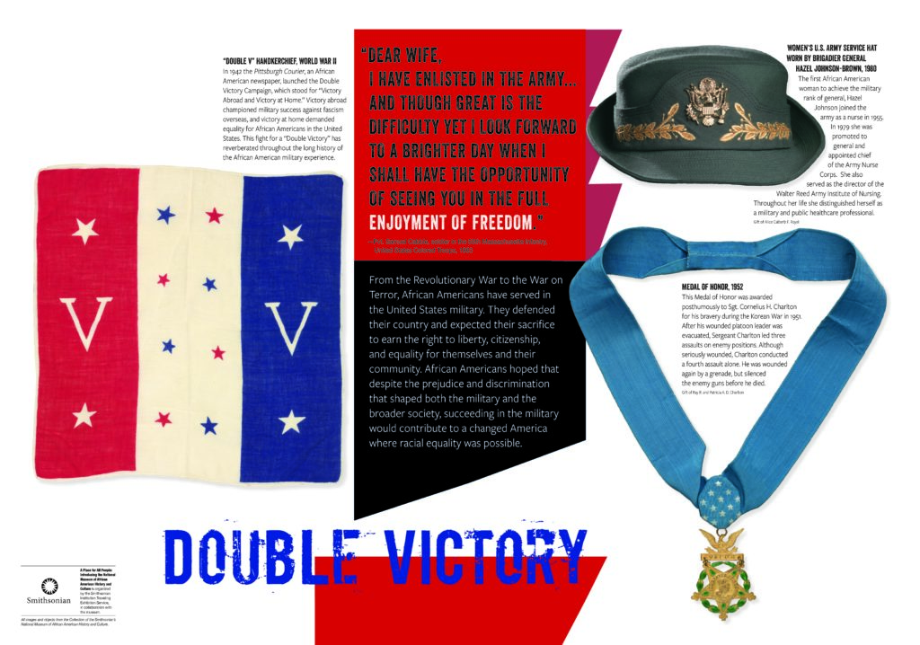 Double Victory Poster