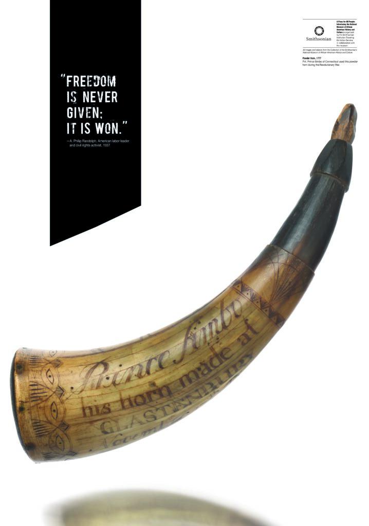 Powder Horn Poster